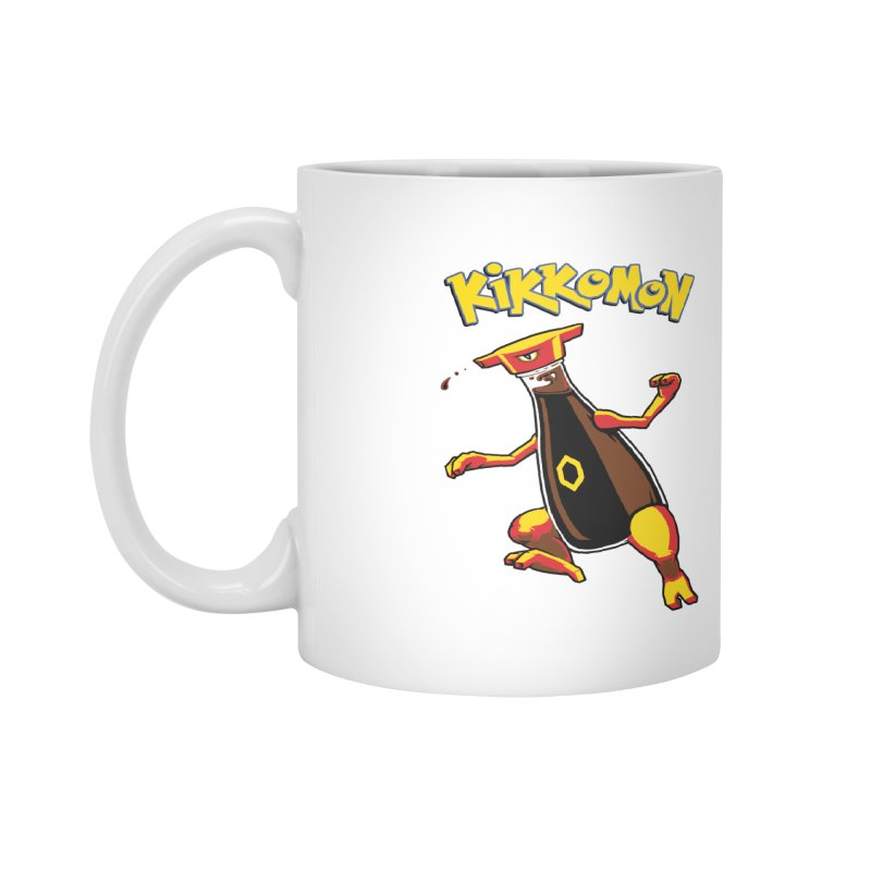 Kikkomon Accessories Mug by joshbillings's Artist Shop