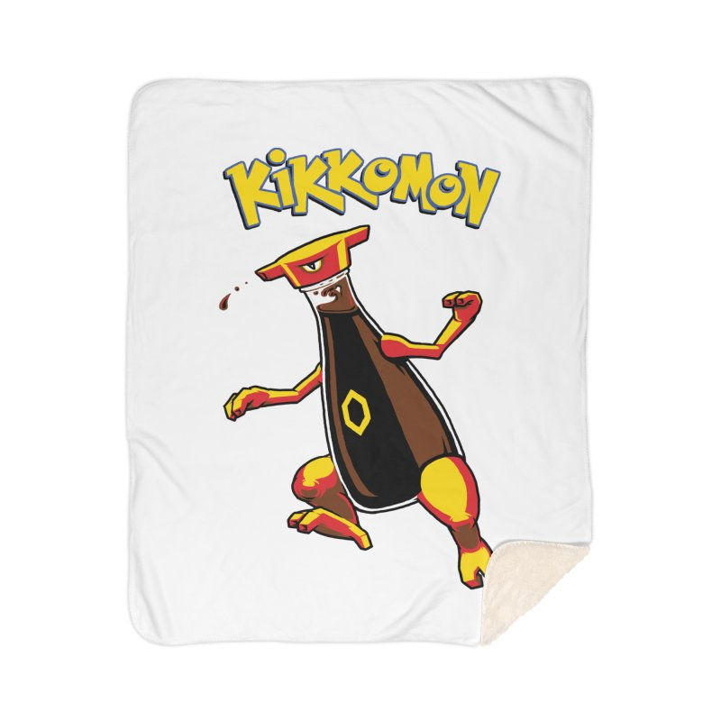 Kikkomon Home Blanket by joshbillings's Artist Shop