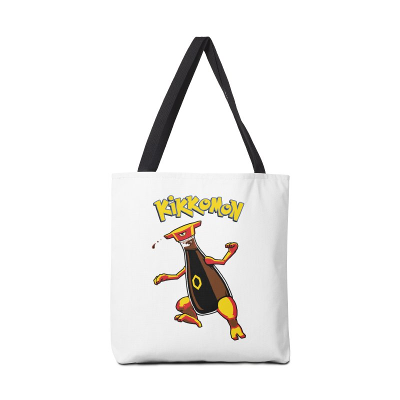 Kikkomon Accessories Tote Bag Bag by joshbillings's Artist Shop