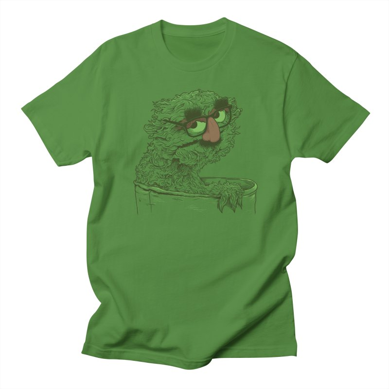 Grouch in Disguise Men's T-shirt by joshbillings's Artist Shop