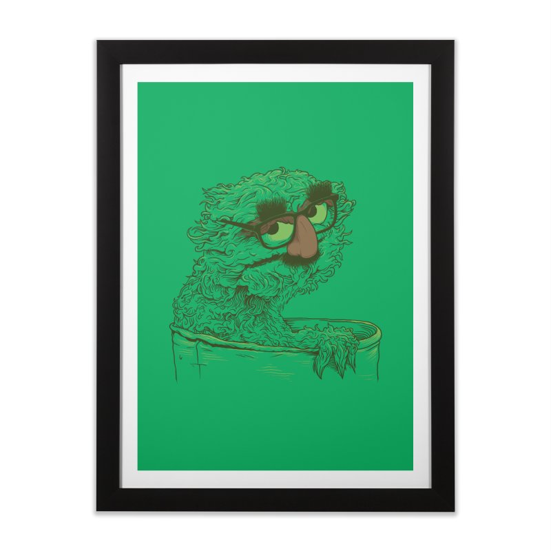 Grouch in Disguise   by joshbillings's Artist Shop