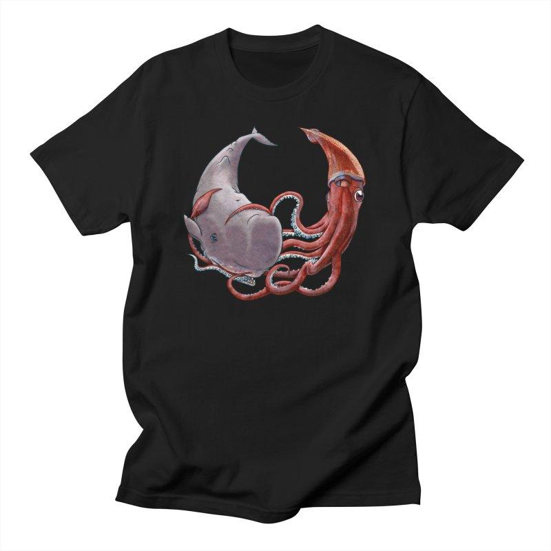 Battle of the Deep Men's T-Shirt by joshbillings's Artist Shop