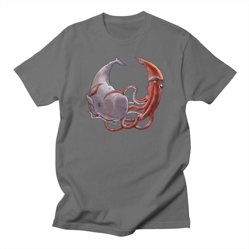 Battle of the Deep Women's Unisex T-Shirt by joshbillings's Artist Shop