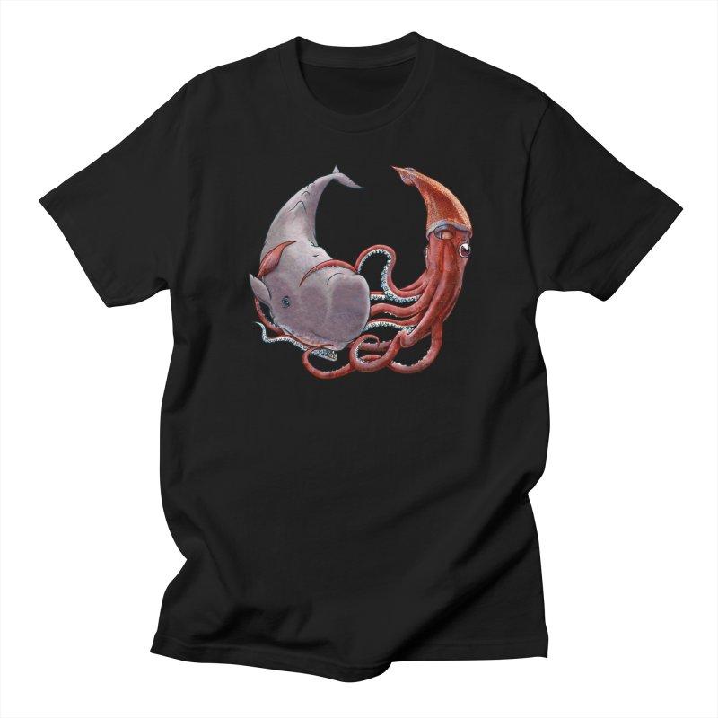 Battle of the Deep Men's Regular T-Shirt by joshbillings's Artist Shop