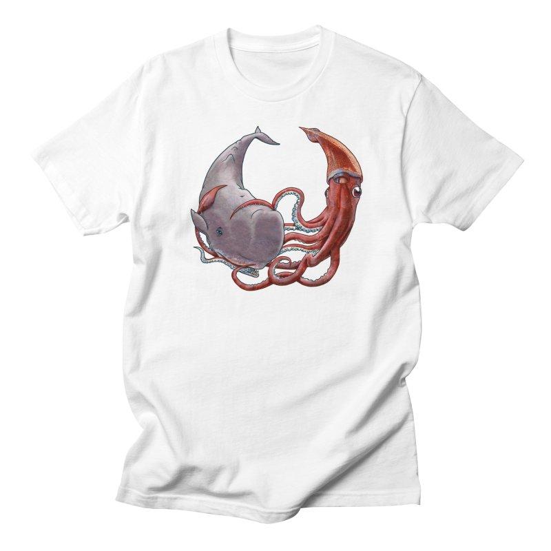Battle of the Deep Women's Regular Unisex T-Shirt by joshbillings's Artist Shop