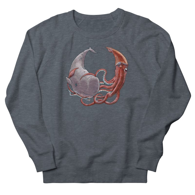 Battle of the Deep Women's Sweatshirt by joshbillings's Artist Shop