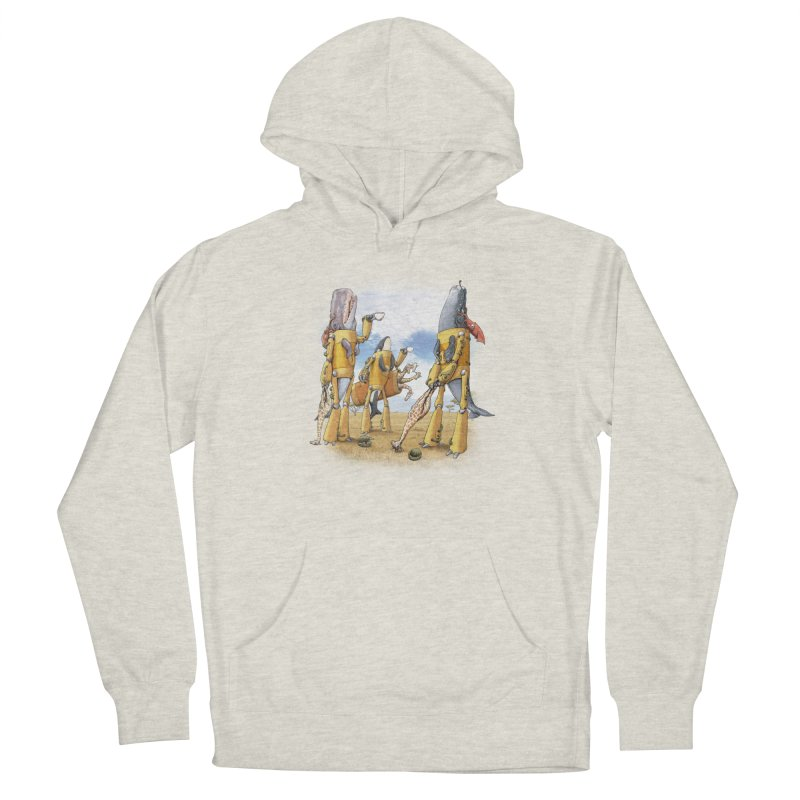 Tea Time Men's Pullover Hoody by joshbillings's Artist Shop
