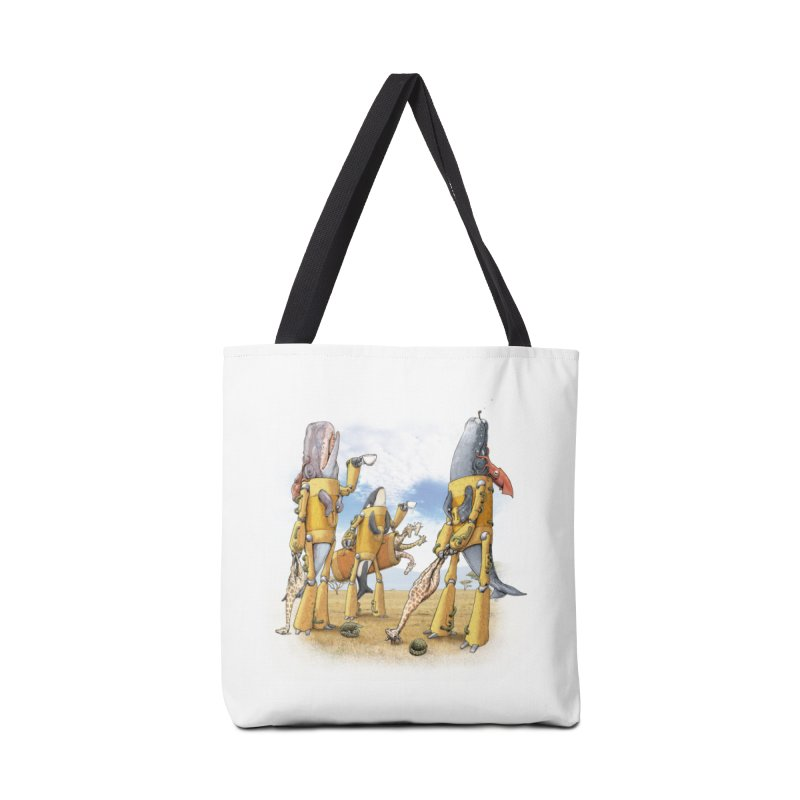 Tea Time Accessories Tote Bag Bag by joshbillings's Artist Shop