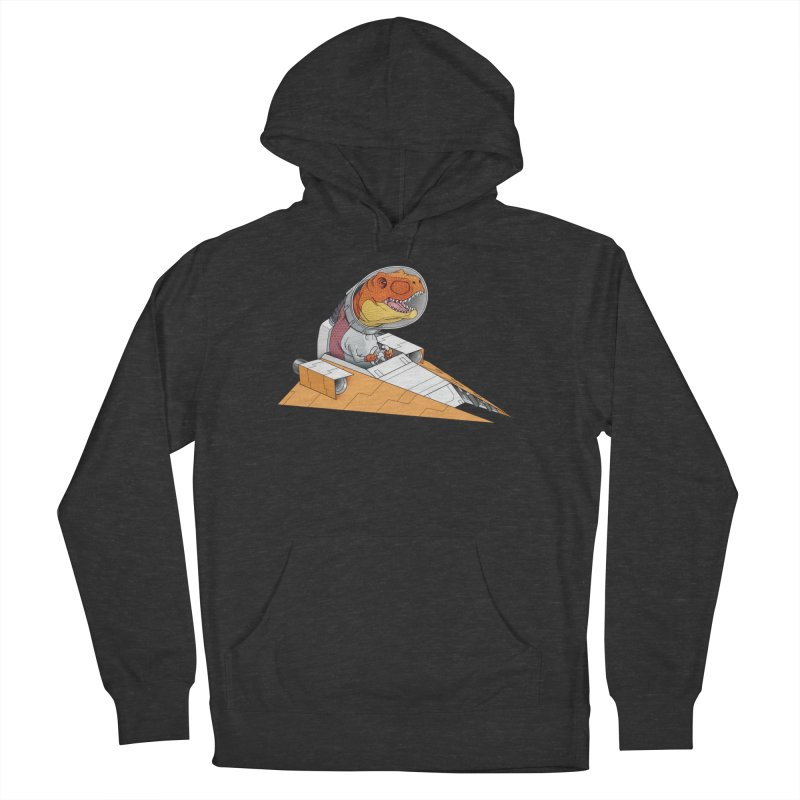 The Triumphant Return Women's French Terry Pullover Hoody by joshbillings's Artist Shop