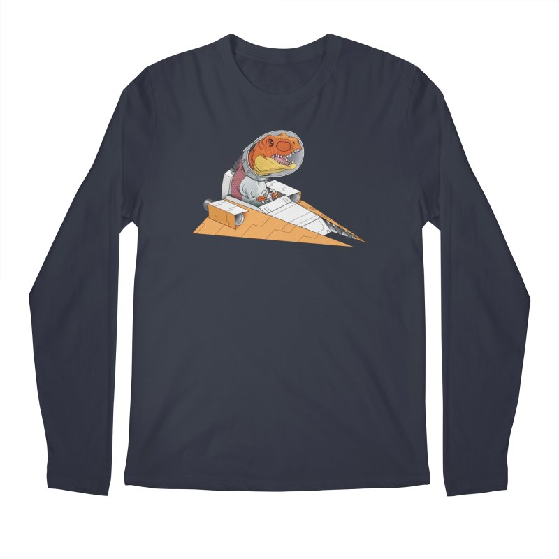 The Triumphant Return Men's Longsleeve T-Shirt by joshbillings's Artist Shop