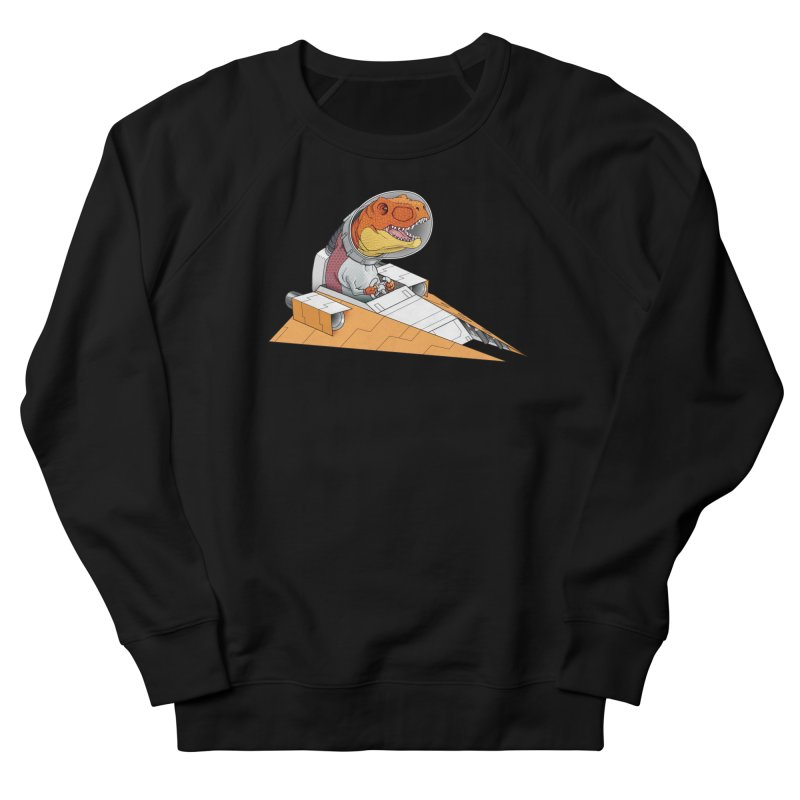 The Triumphant Return Women's French Terry Sweatshirt by joshbillings's Artist Shop