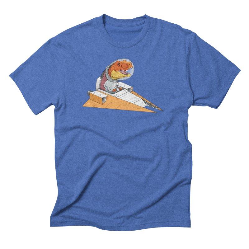 The Triumphant Return Men's Triblend T-Shirt by joshbillings's Artist Shop