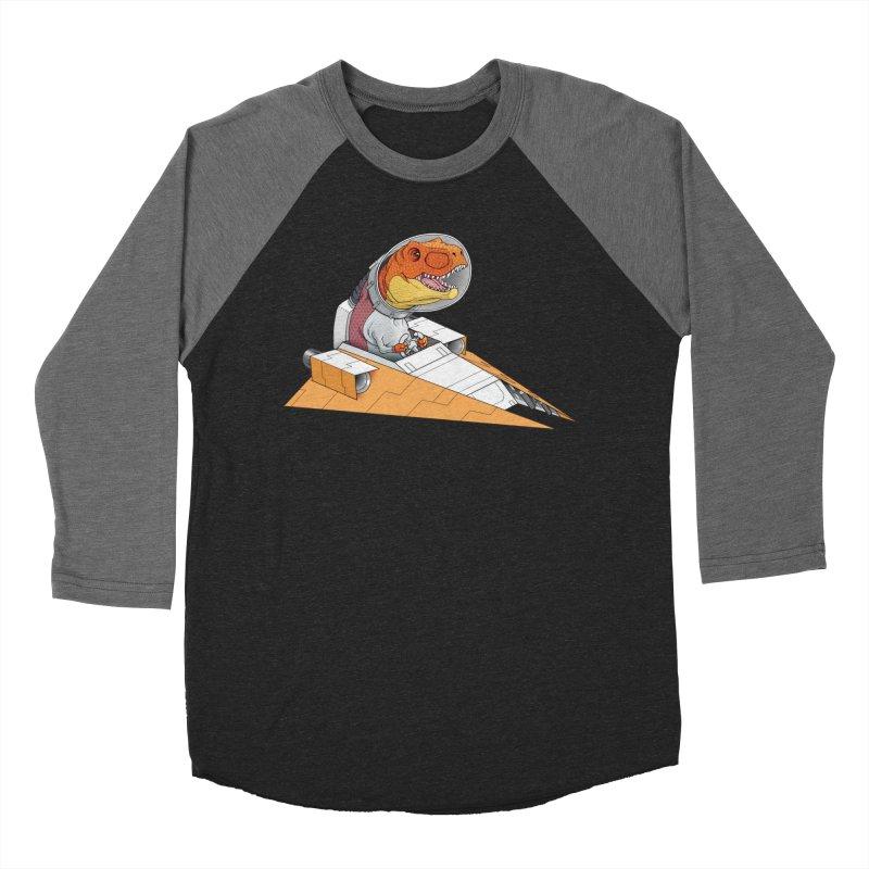 The Triumphant Return Women's Baseball Triblend Longsleeve T-Shirt by joshbillings's Artist Shop