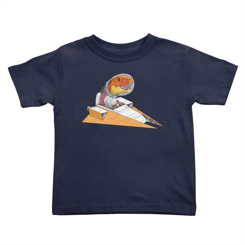 The Triumphant Return Kids Toddler T-Shirt by joshbillings's Artist Shop