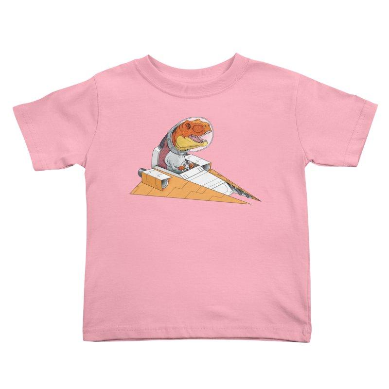 The Triumphant Return Kids Toddler T-Shirt by joshbillings's Artist Shop