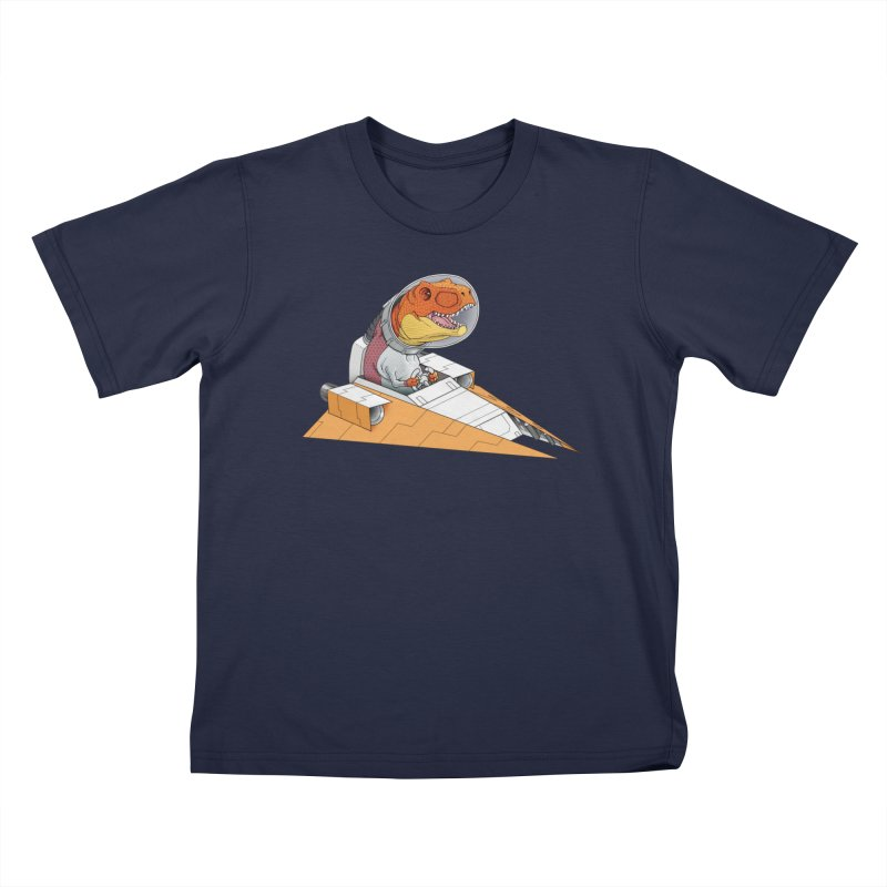 The Triumphant Return Kids T-Shirt by joshbillings's Artist Shop