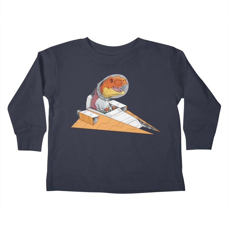 The Triumphant Return Kids Toddler Longsleeve T-Shirt by joshbillings's Artist Shop