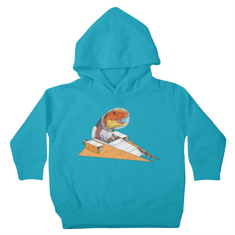 The Triumphant Return Kids Toddler Pullover Hoody by joshbillings's Artist Shop