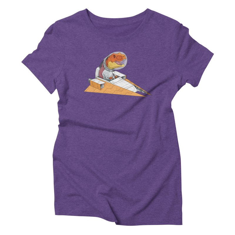 The Triumphant Return Women's Triblend T-Shirt by joshbillings's Artist Shop
