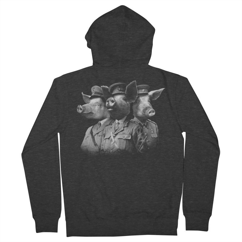 War Pigs Women's Zip-Up Hoody by joshbillings's Artist Shop