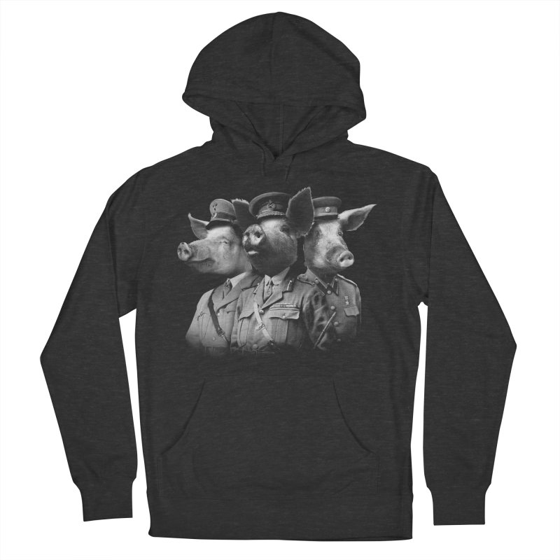 War Pigs Women's French Terry Pullover Hoody by joshbillings's Artist Shop