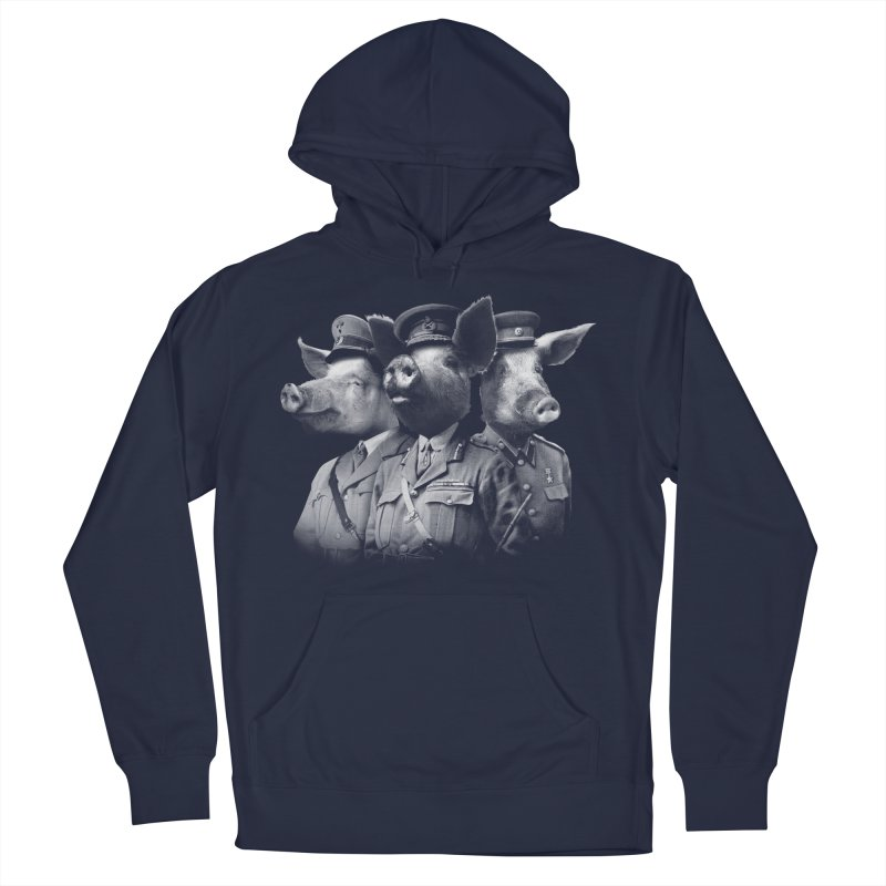 War Pigs Men's French Terry Pullover Hoody by joshbillings's Artist Shop