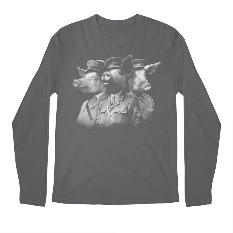 War Pigs Men's Regular Longsleeve T-Shirt by joshbillings's Artist Shop