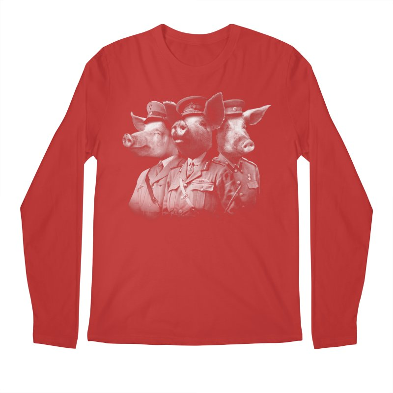 War Pigs Men's Regular Longsleeve T-Shirt by joshbillings's Artist Shop
