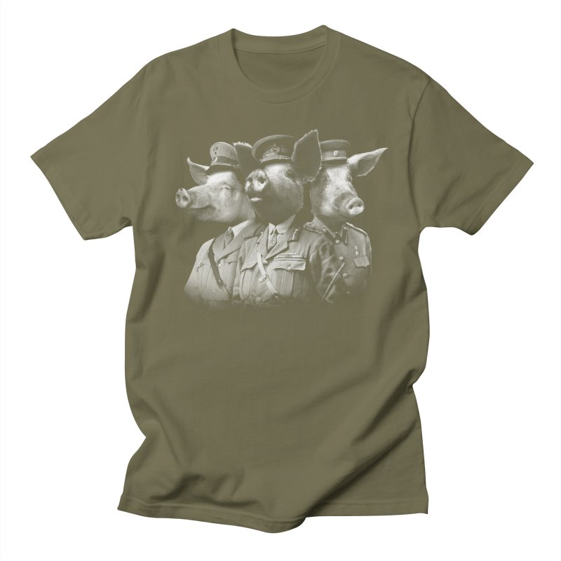 War Pigs Men's T-shirt by joshbillings's Artist Shop
