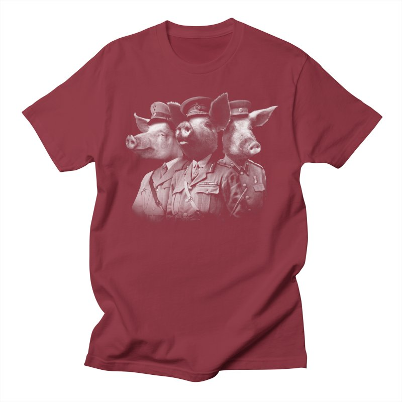 War Pigs Women's Unisex T-Shirt by joshbillings's Artist Shop
