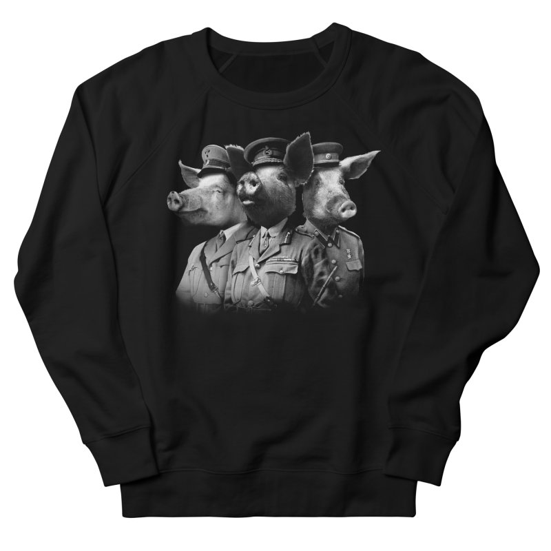 War Pigs Women's French Terry Sweatshirt by joshbillings's Artist Shop