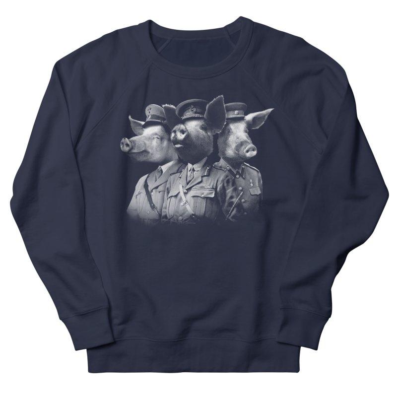 War Pigs Women's French Terry Sweatshirt by joshbillings's Artist Shop