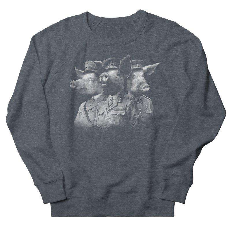 War Pigs Men's French Terry Sweatshirt by joshbillings's Artist Shop
