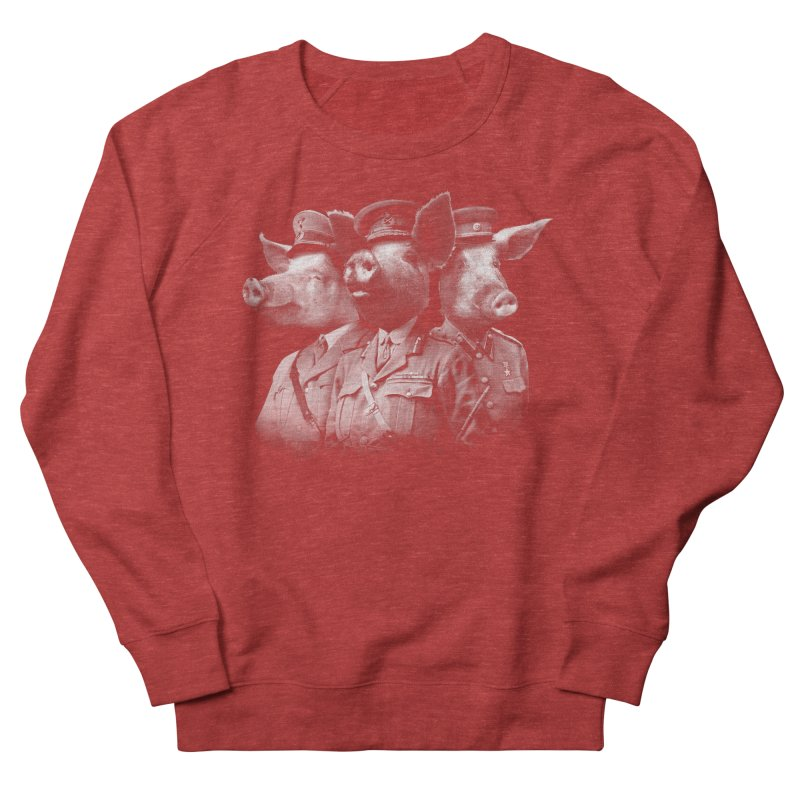 War Pigs Men's French Terry Sweatshirt by joshbillings's Artist Shop