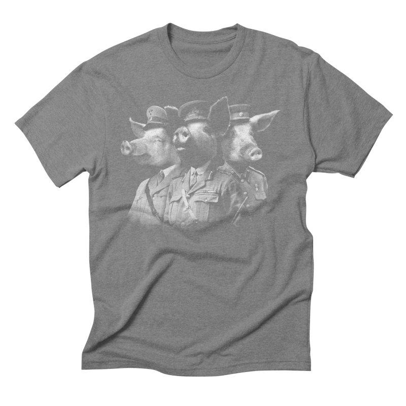 War Pigs Men's Triblend T-Shirt by joshbillings's Artist Shop