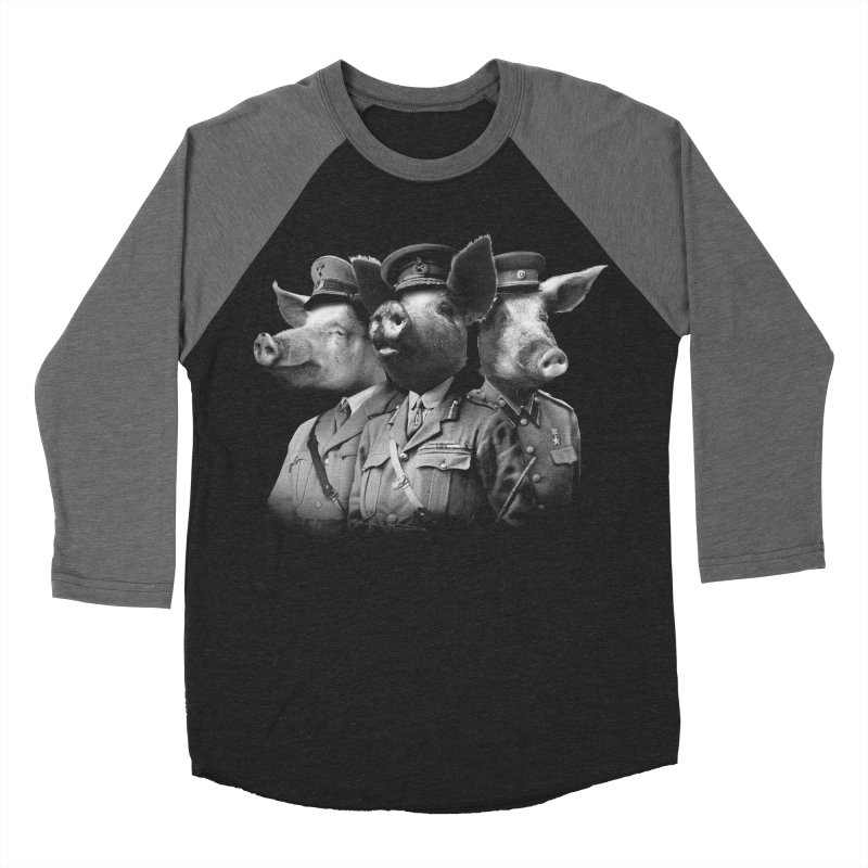 War Pigs Men's Baseball Triblend Longsleeve T-Shirt by joshbillings's Artist Shop