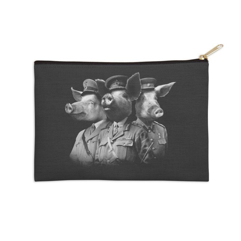 War Pigs Accessories Zip Pouch by joshbillings's Artist Shop