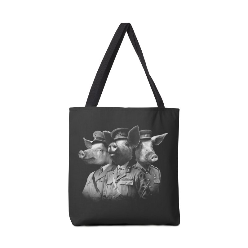 War Pigs Accessories Tote Bag Bag by joshbillings's Artist Shop