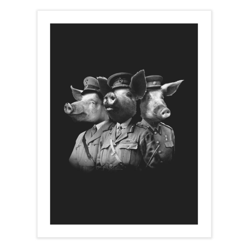 War Pigs Home Fine Art Print by joshbillings's Artist Shop