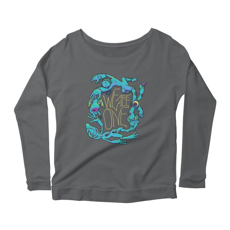 We're All One Women's Longsleeve T-Shirt by joshbillings's Artist Shop