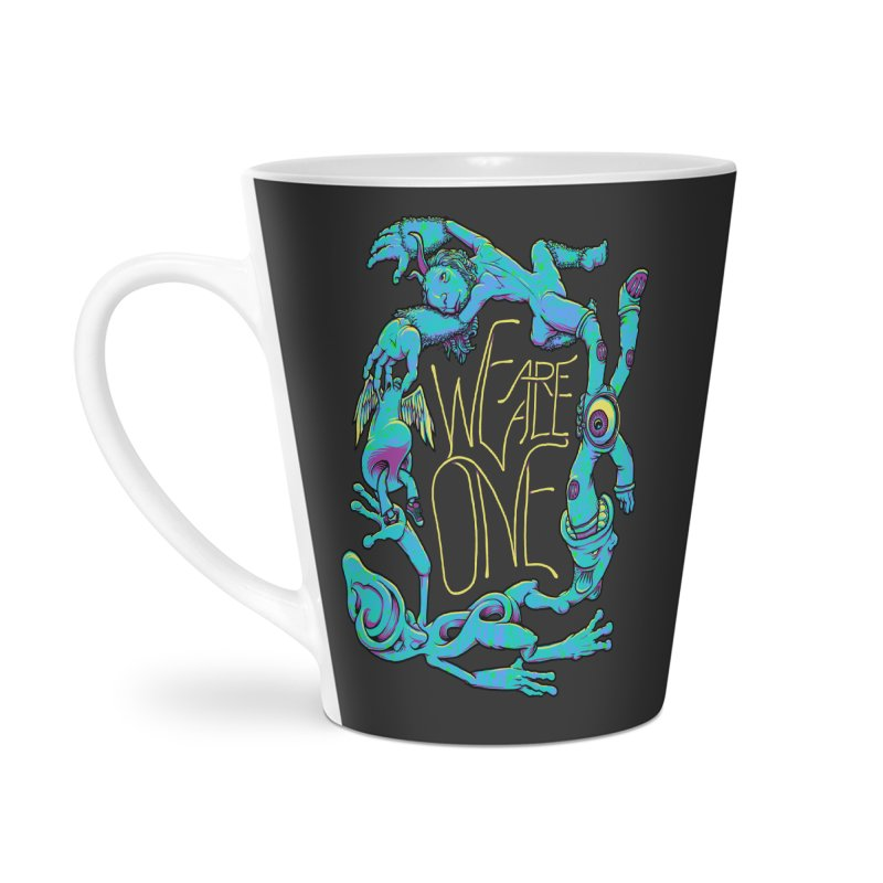 We're All One Accessories Latte Mug by joshbillings's Artist Shop