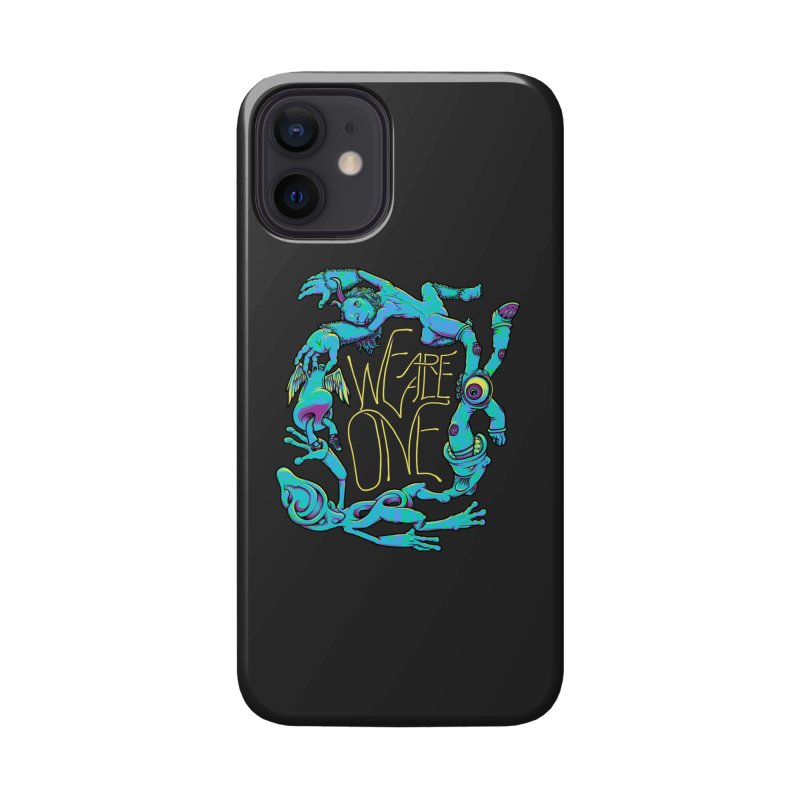 We're All One Accessories Phone Case by joshbillings's Artist Shop