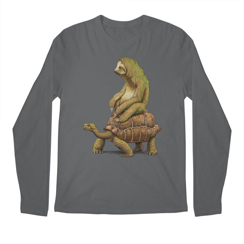 Speed is Relative Men's Longsleeve T-Shirt by joshbillings's Artist Shop