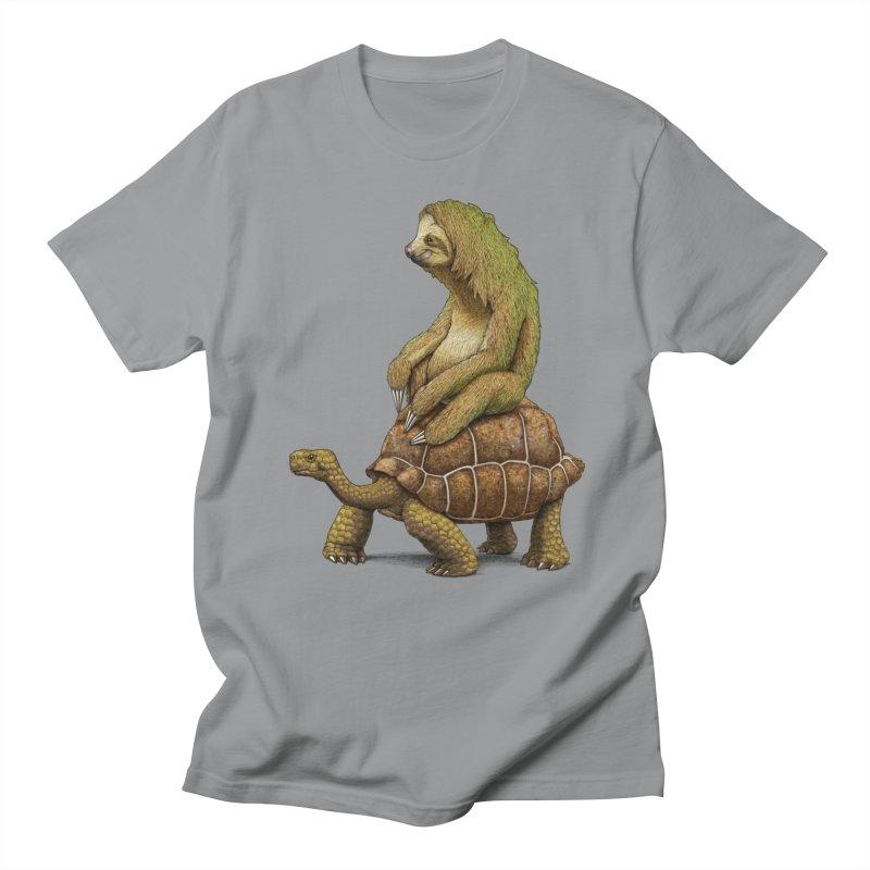 Speed is Relative Men's Regular T-Shirt by joshbillings's Artist Shop