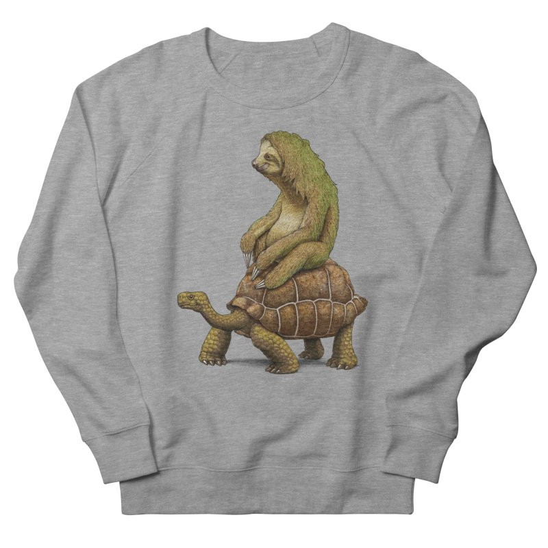 Speed is Relative Women's French Terry Sweatshirt by joshbillings's Artist Shop