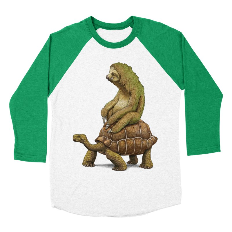 Speed is Relative Women's Baseball Triblend Longsleeve T-Shirt by joshbillings's Artist Shop