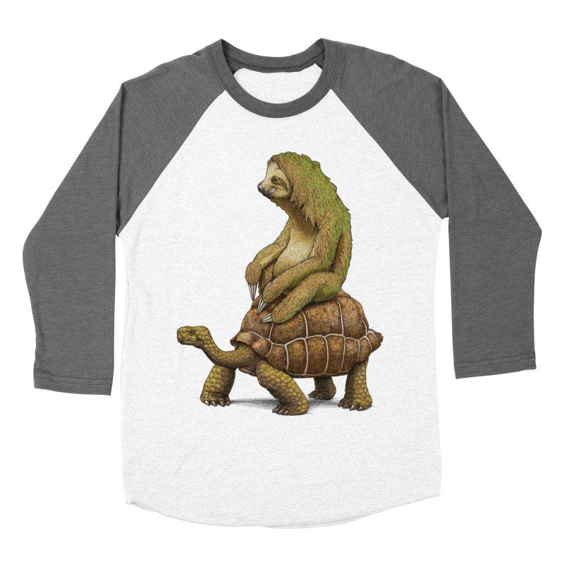 Speed is Relative Men's Baseball Triblend Longsleeve T-Shirt by joshbillings's Artist Shop