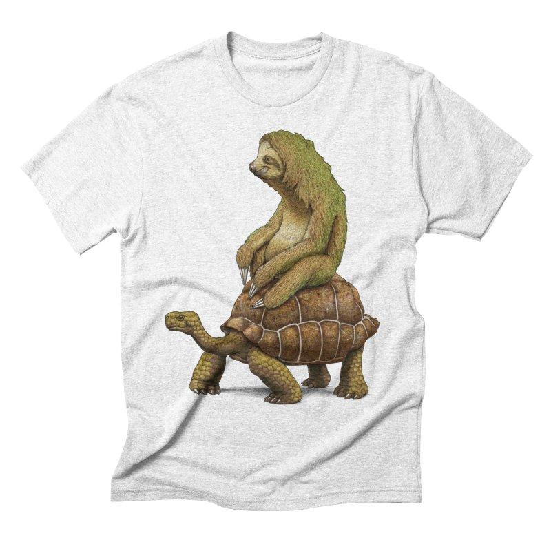 Speed is Relative Men's Triblend T-shirt by joshbillings's Artist Shop