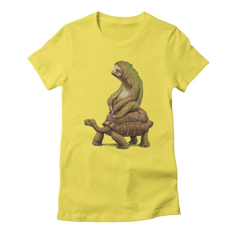 Speed is Relative Women's T-Shirt by joshbillings's Artist Shop