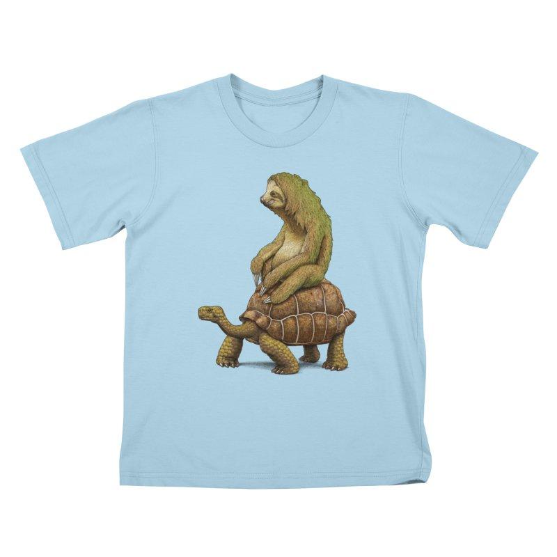 Speed is Relative Kids T-shirt by joshbillings's Artist Shop